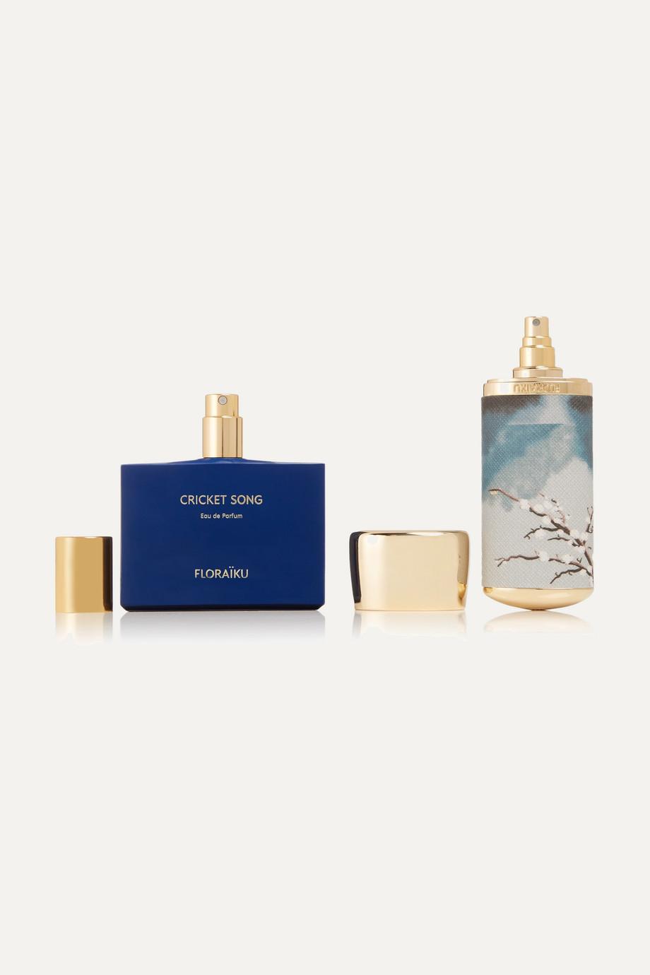 Floraiku Cricket Song, 50 ml & 10 ml – Eau de Parfum