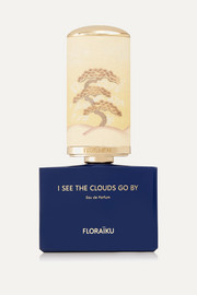 Floraiku Eau de Parfum I See The Clouds Go By, 50 ml et 10 ml