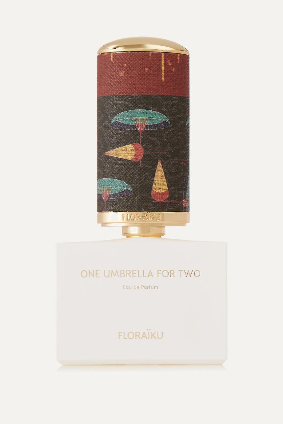 Floraiku One Umbrella For Two Eau de Parfum, 50ml & 10ml