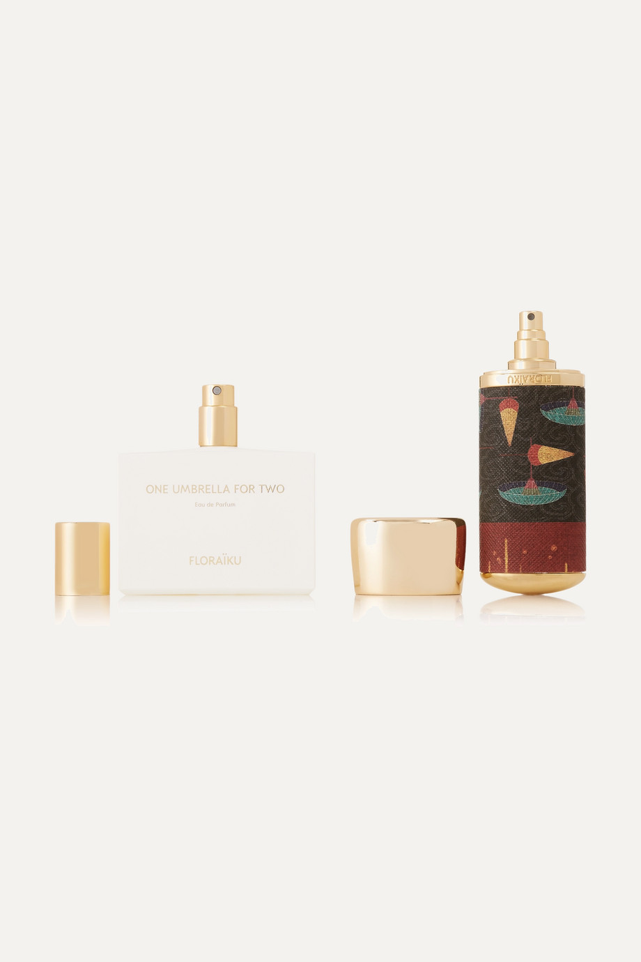 Floraiku One Umbrella For Two, 50 ml & 10 ml – Eau de Parfum