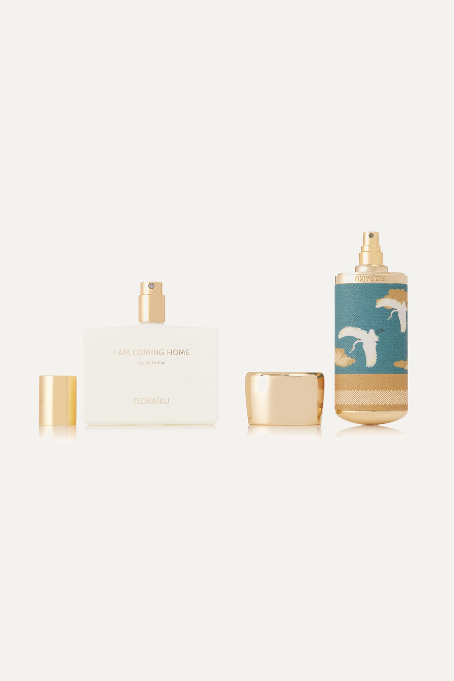 Floraiku I Am Coming Home, 50 ml & 10 ml – Eau de Parfum