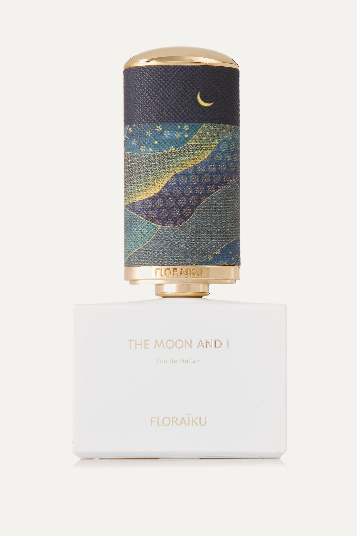 Floraiku The Moon and I Eau de Parfum, 50ml & 10ml