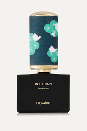 Floraiku Eau de parfum In the Rain, 50 ml & 10 ml