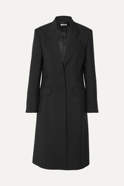 Miu Miu Mohair and wool-blend coat
