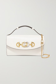 Gucci Zumi mini leather shoulder bag