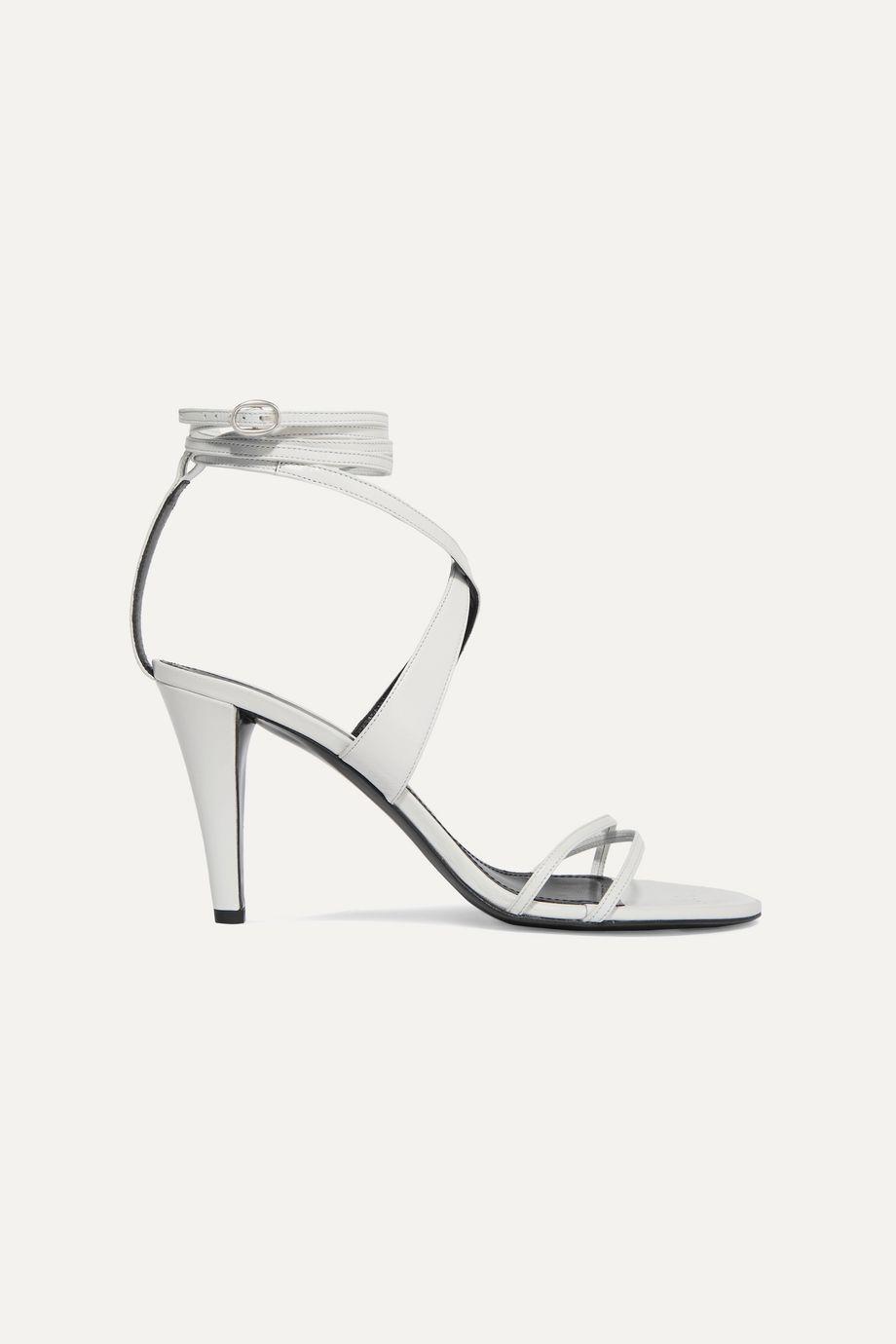 Isabel Marant Aldey 皮革凉鞋