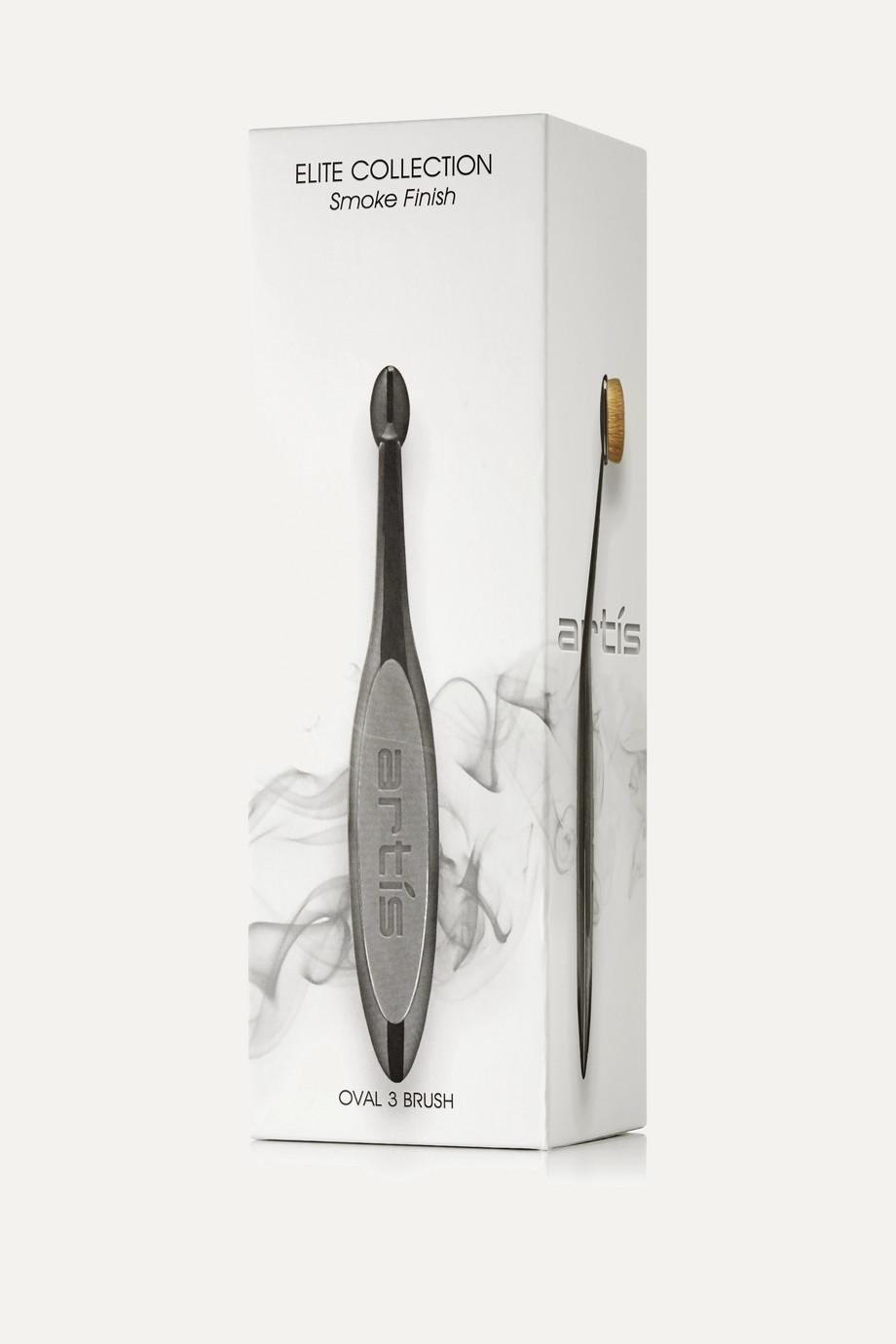 Artis Brush Next Generation Elite Smoke Oval 3 Brush