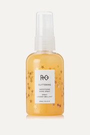R+Co Glittering Smoothing Shine Spray, 89ml