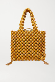 Vanina Dominica beaded tote