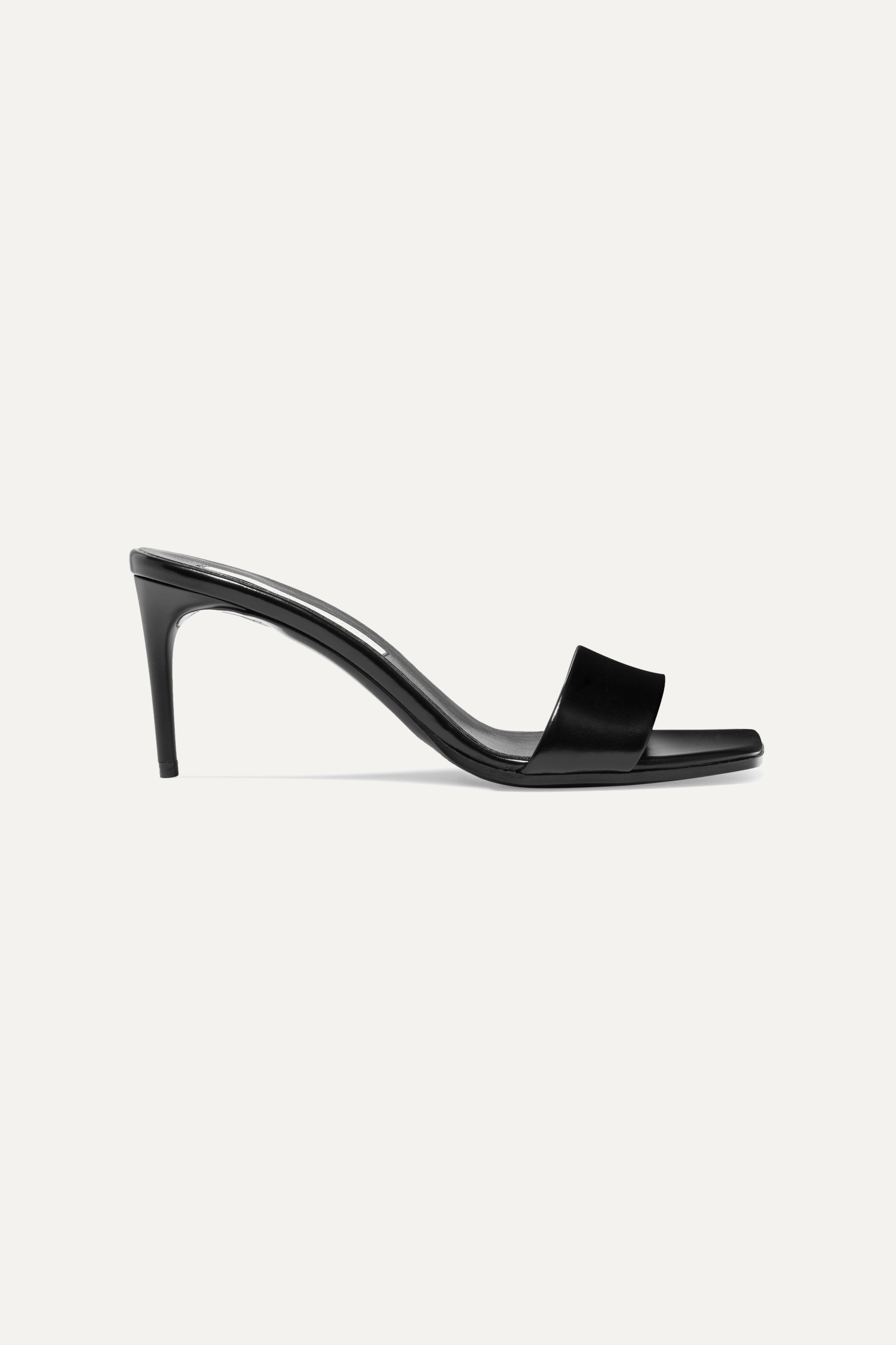 Stella McCartney + NET SUSTAIN vegetarian leather mules