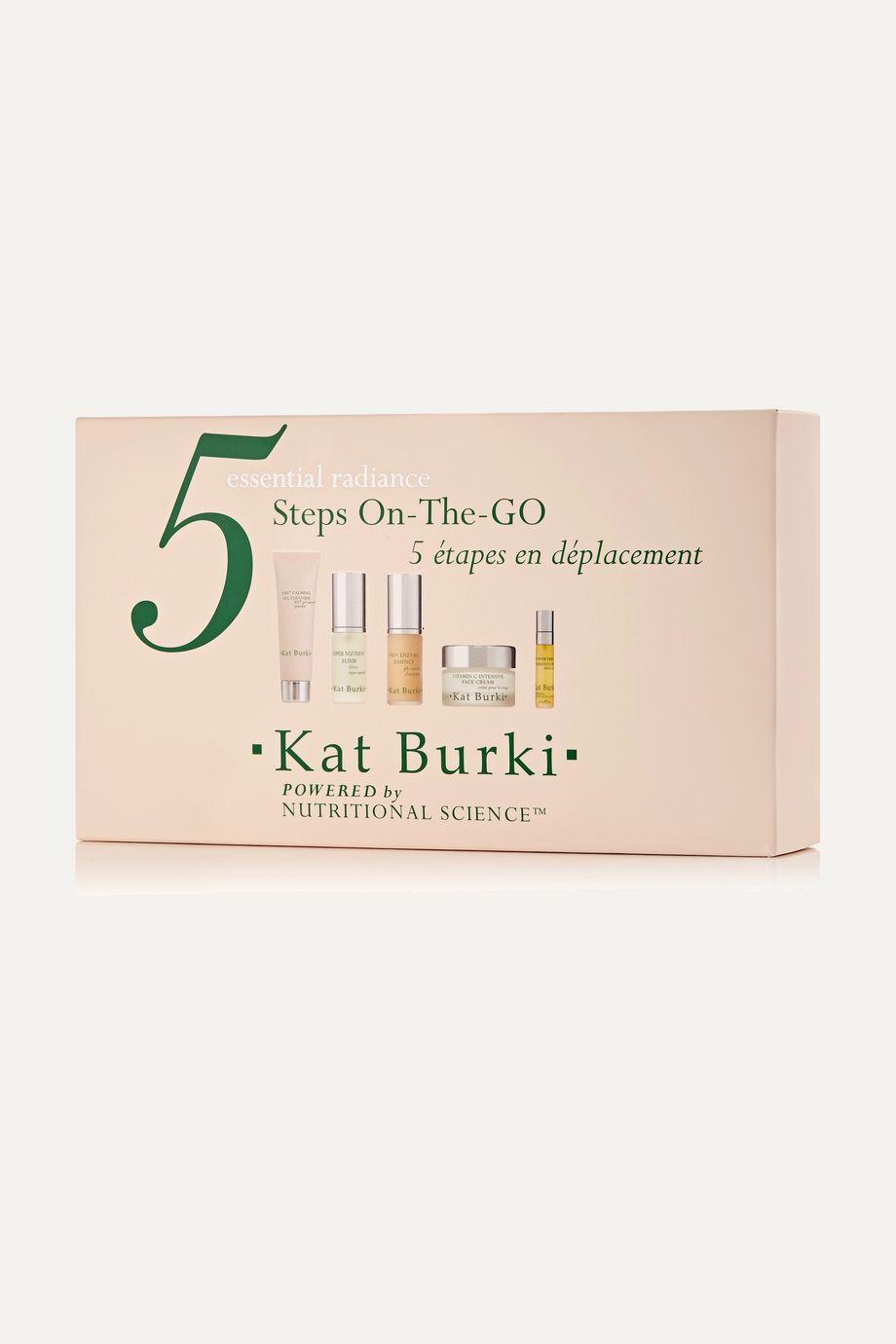 Kat Burki 5 Steps On-the-Go Set