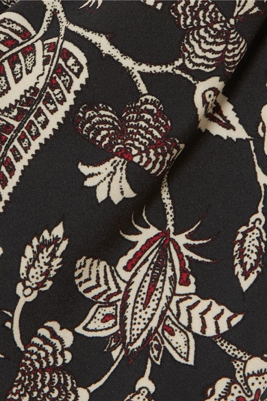 Isabel Marant Pants Sukie floral-print bikini briefs