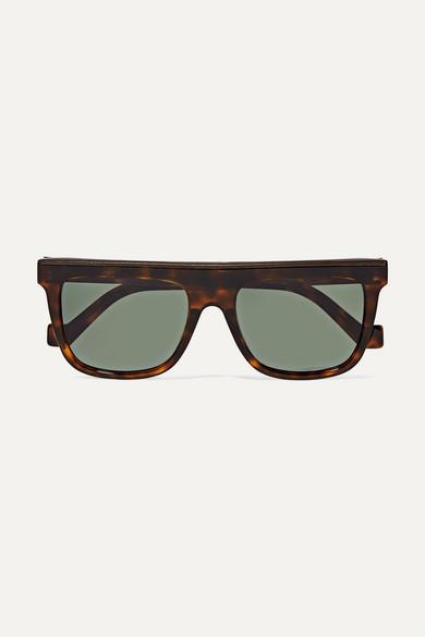 LOEWE | Loewe - D-frame Tortoiseshell Acetate Sunglasses - one size | Goxip