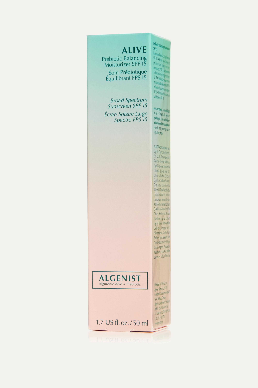 Algenist ALIVE Prebiotic Balancing Moisturizer SPF15, 50ml