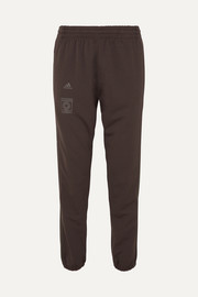 adidas Originals + Yeezy Calabasas striped stretch-jersey track pants