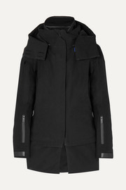 3L Anton hooded cotton-blend parka