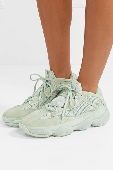 45abed96960 adidas Originals. Yeezy 500 leather