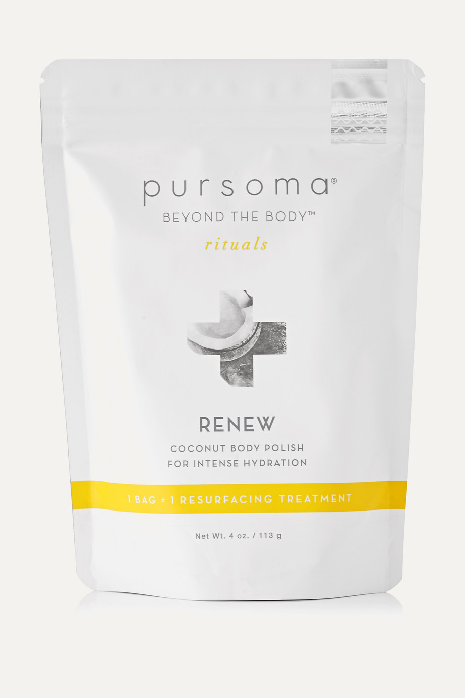 Pursoma Renew Coconut Body Polish, 113g