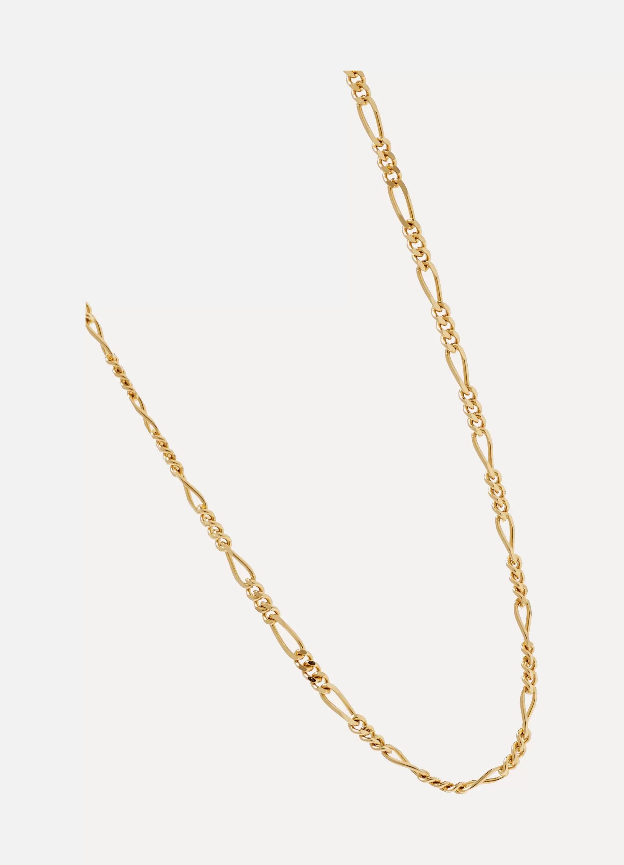 SARAH & SEBASTIAN Gold necklace