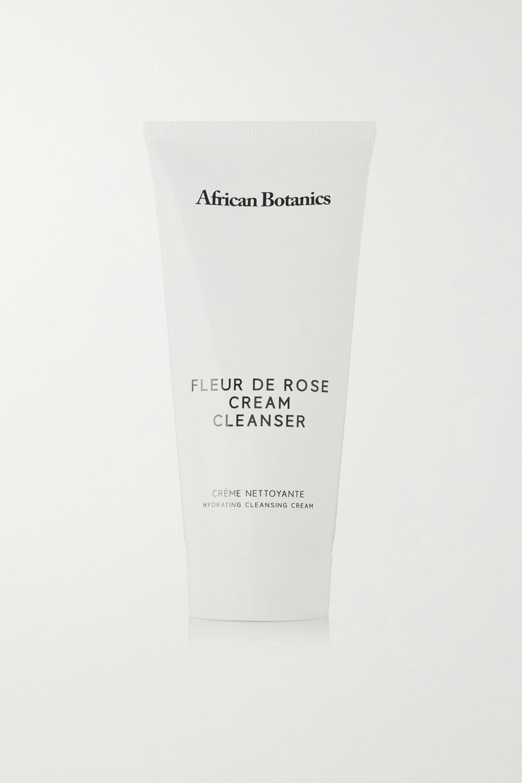African Botanics Fleur de Rose Cream Cleanser, 100ml