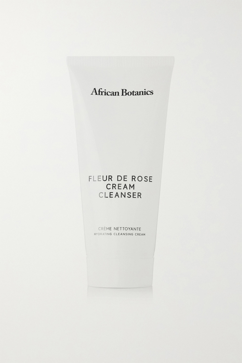 African Botanics Fleur de Rose Cream Cleanser, 100ml