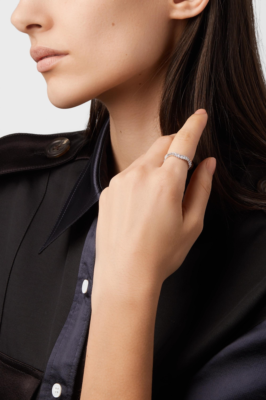 White Gold 18-karat Diamond Ring | Suzanne Kalan