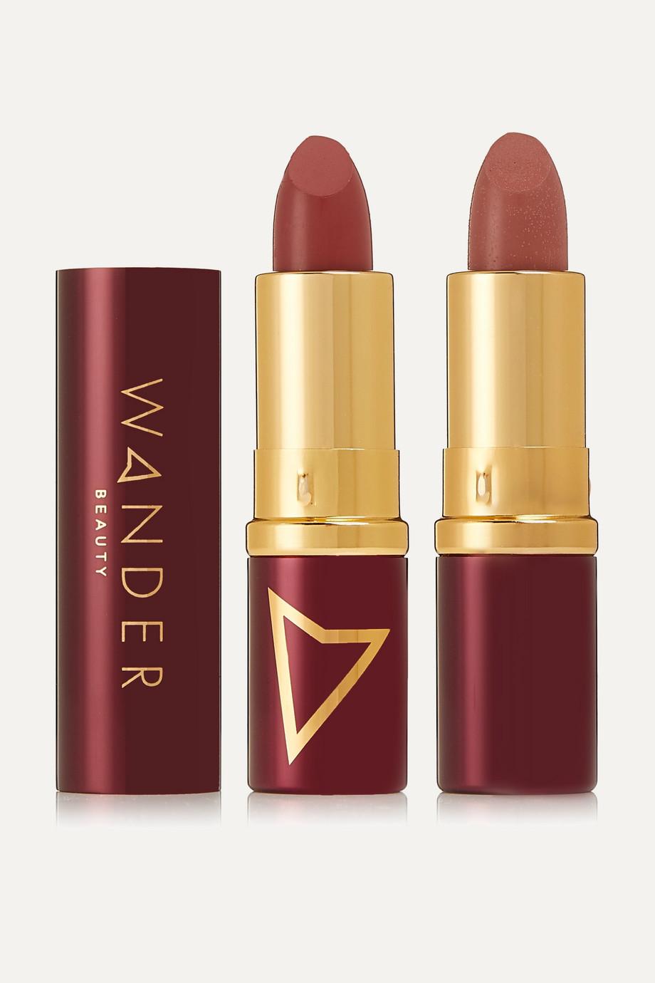 Wander Beauty Wanderout Dual Lipstick – Front Row/ Socialite – Lippenstiftduo