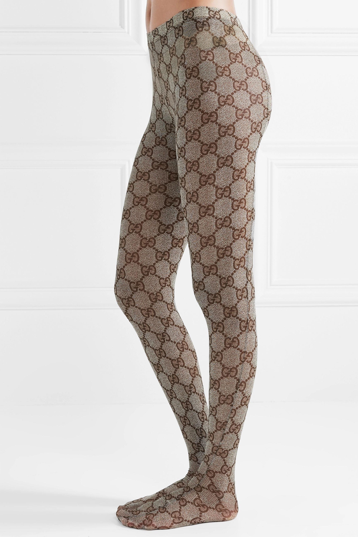 Gucci Intarsia tights