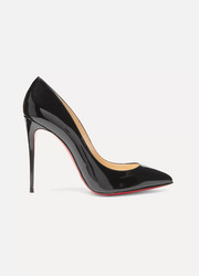 Christian Louboutin Pigalle Follies 100 Pumps aus Lackleder