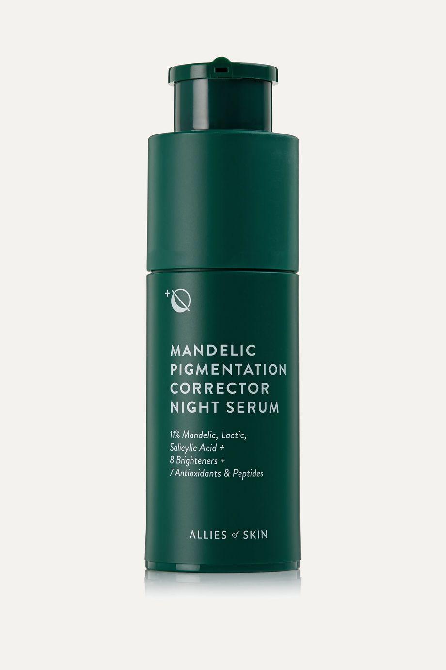 Allies of Skin Mandelic Pigmentation Corrector Night Serum, 30ml