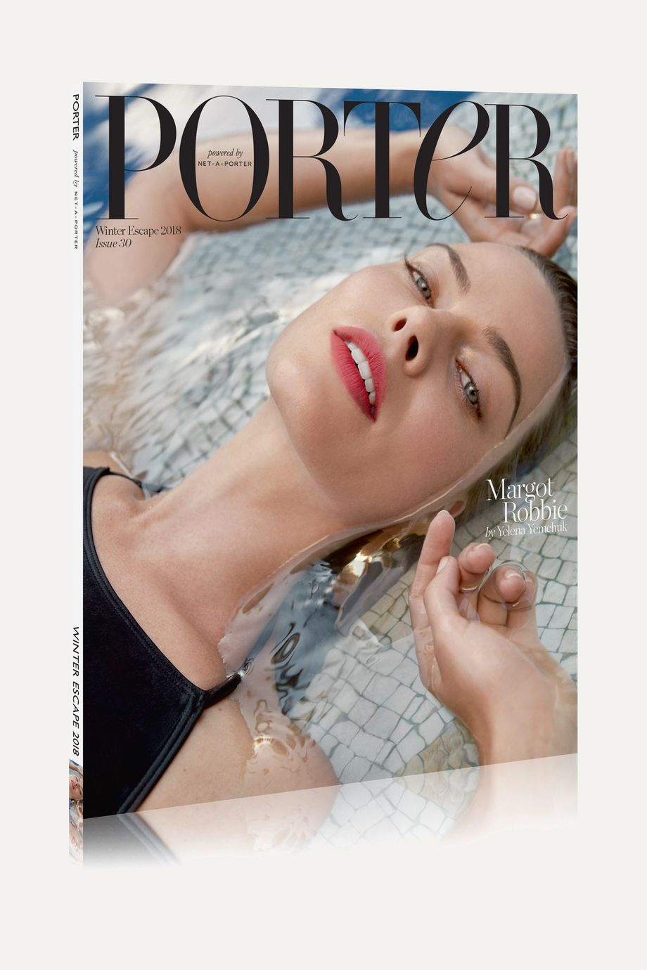 PORTER Magazine PORTER - Issue 30 - US edition
