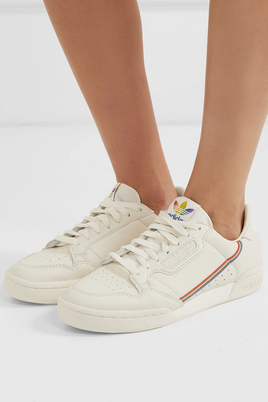 adidas Continental 80 Pride Shoes White | adidas US