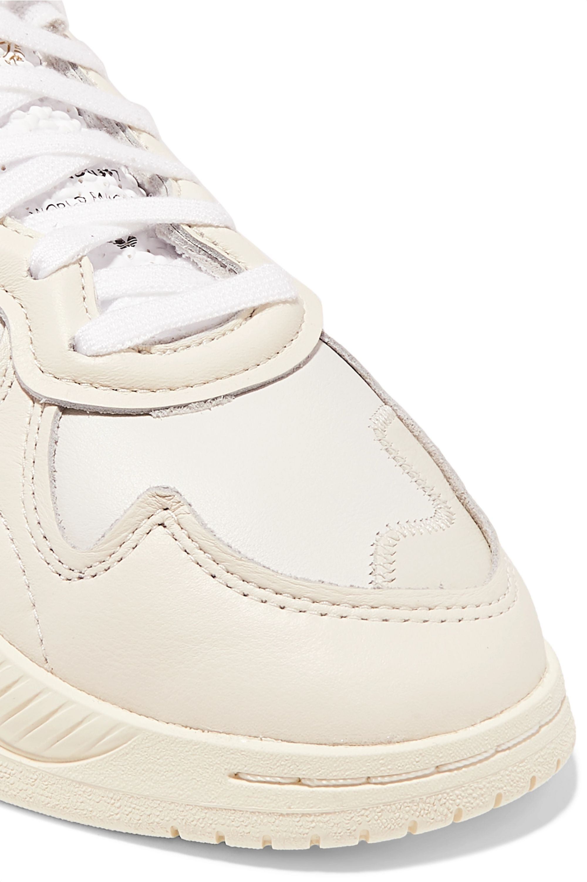 adidas Originals Supercourt RX leather sneakers
