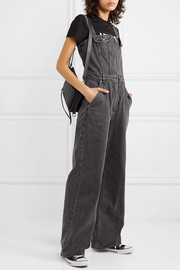 Minute denim jumpsuit