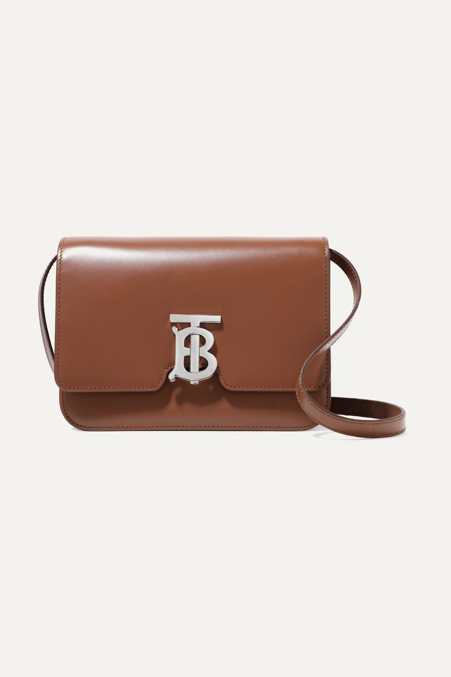 Burberry Small leather shoulder bag