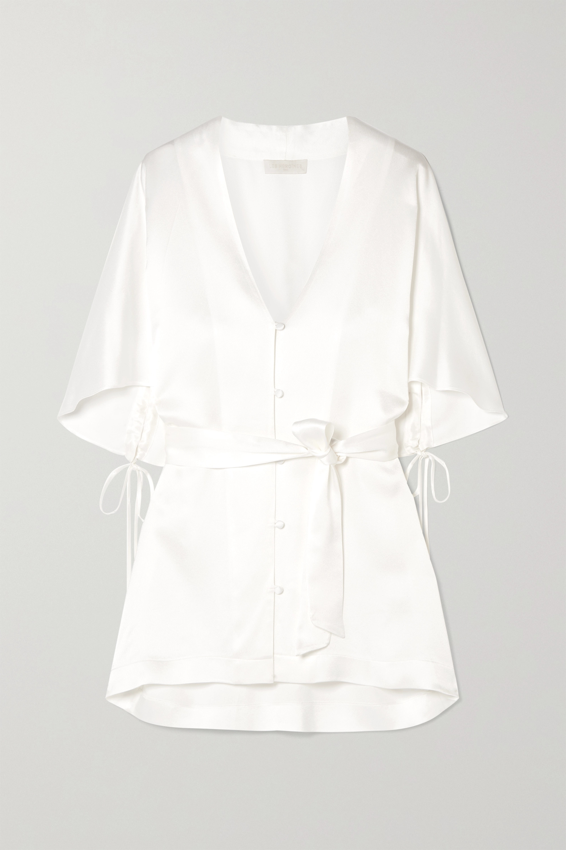Vanessa Cocchiaro The Gloria satin blouse