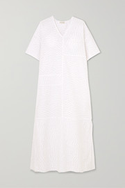 By Malene Birger Parma cotton-blend maxi dress