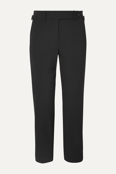 Grain De Poudre Tapered Pants by Red Valentino