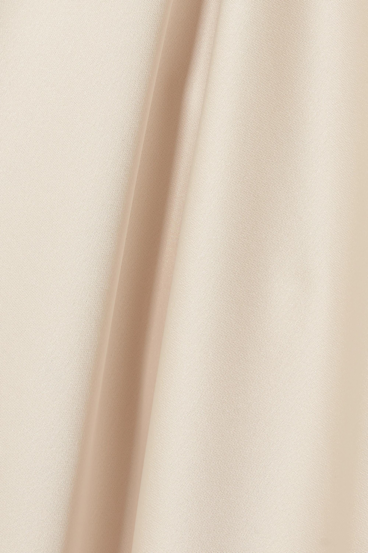 Halfpenny London Freida satin gown