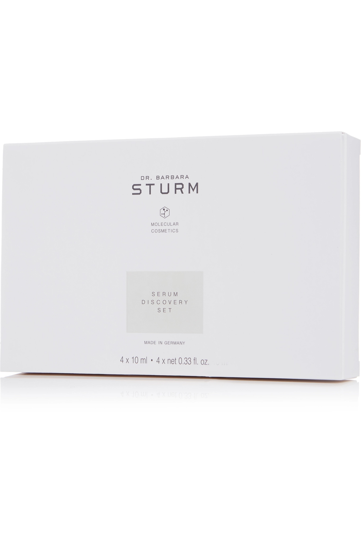 Dr. Barbara Sturm Serum Discovery Set, 4 x 10ml