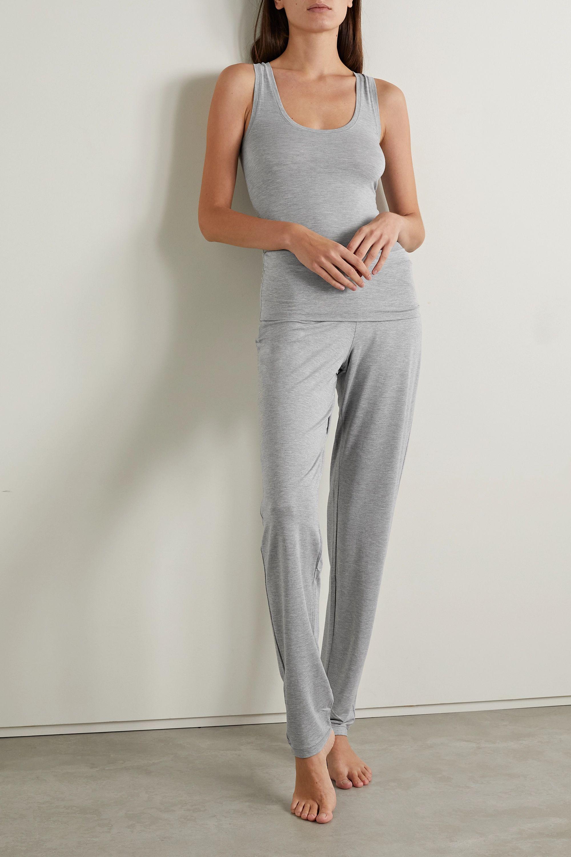 Hanro Yoga stretch-modal tank