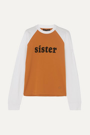 Acne Studios Eggan printed cotton-jersey T-shirt