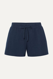 Ottie Pima cotton-jersey pajama shorts
