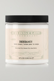 Bergamot Body Cream, 236ml