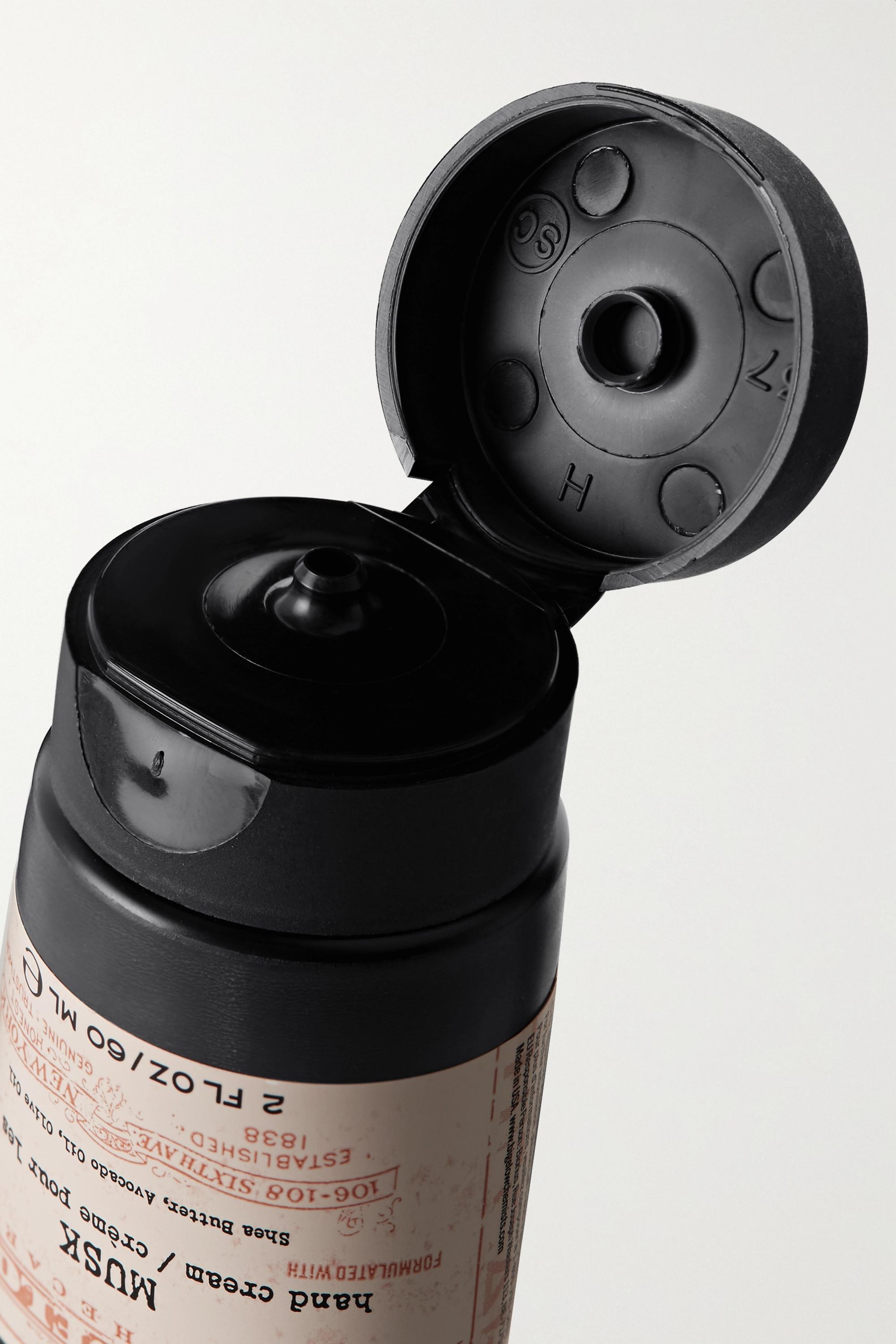 C.O. Bigelow Musk Hand Cream, 60ml