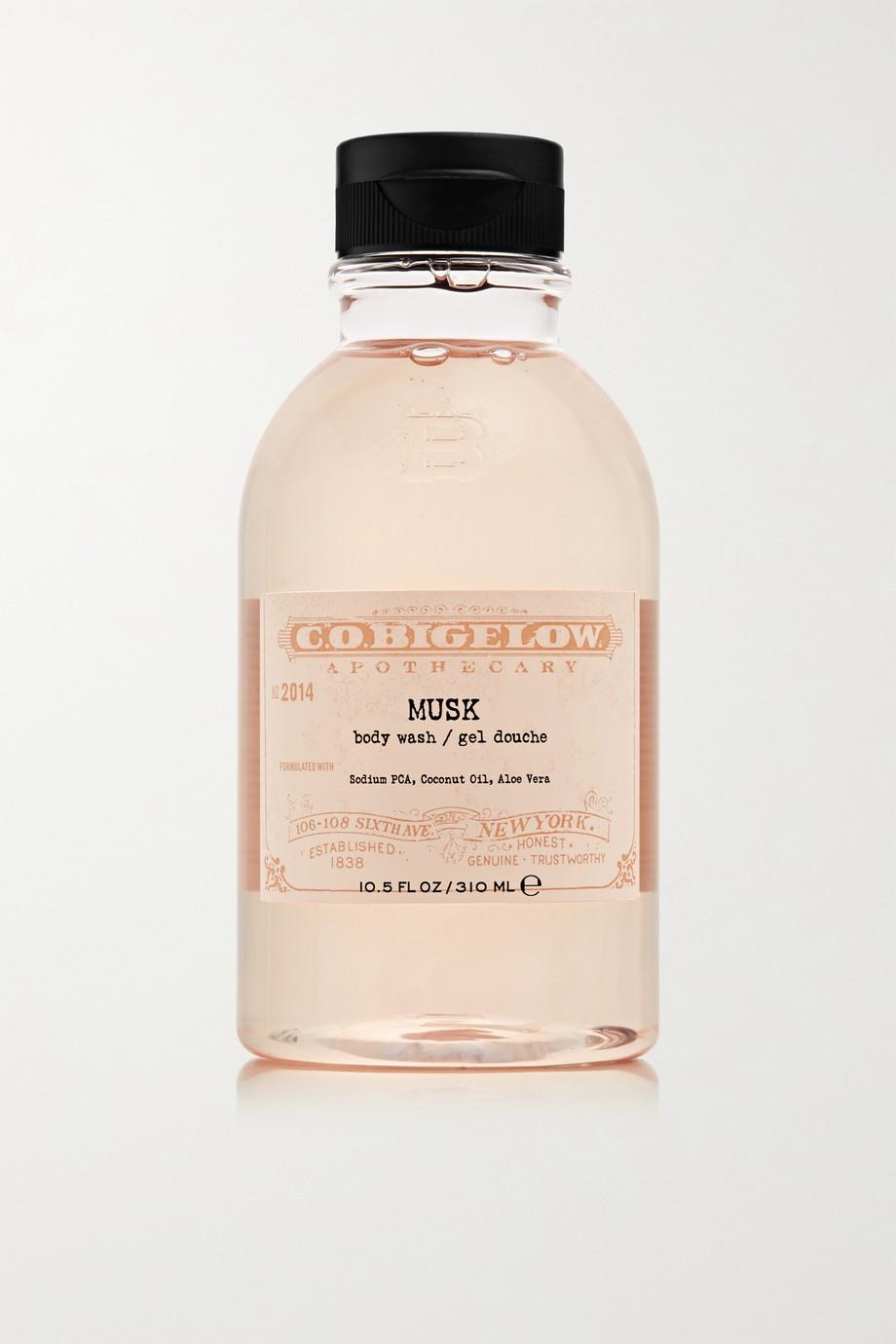C.O. Bigelow Musk Body Wash, 310ml