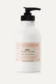 C.O. Bigelow Lait corporel Musk, 310 ml