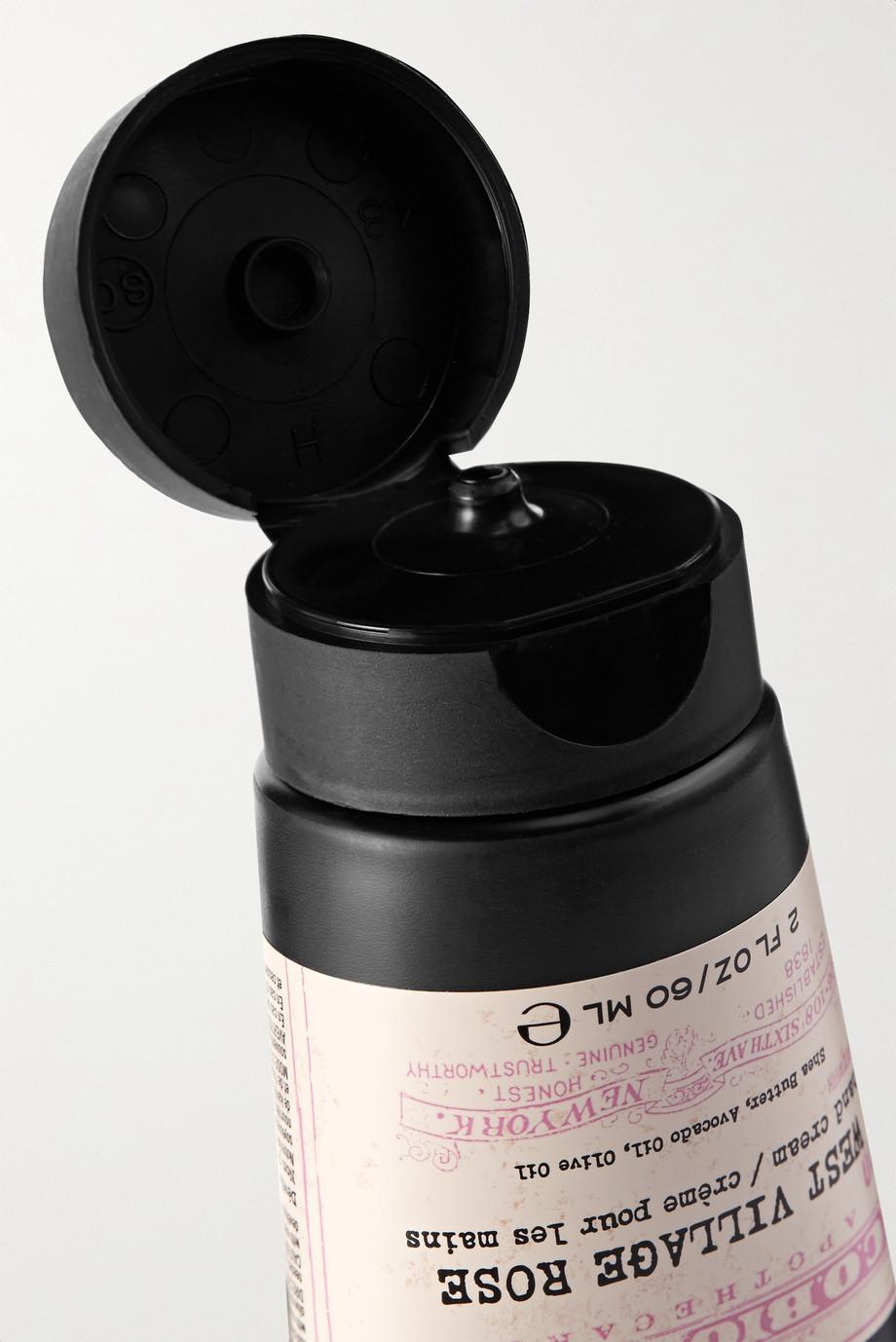 C.O. Bigelow West Village Rose Hand Cream, 60ml