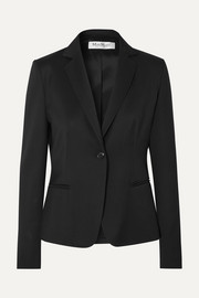 Antonia wool blazer