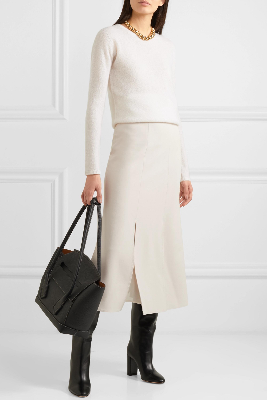Max Mara Cashmere and silk-blend sweater